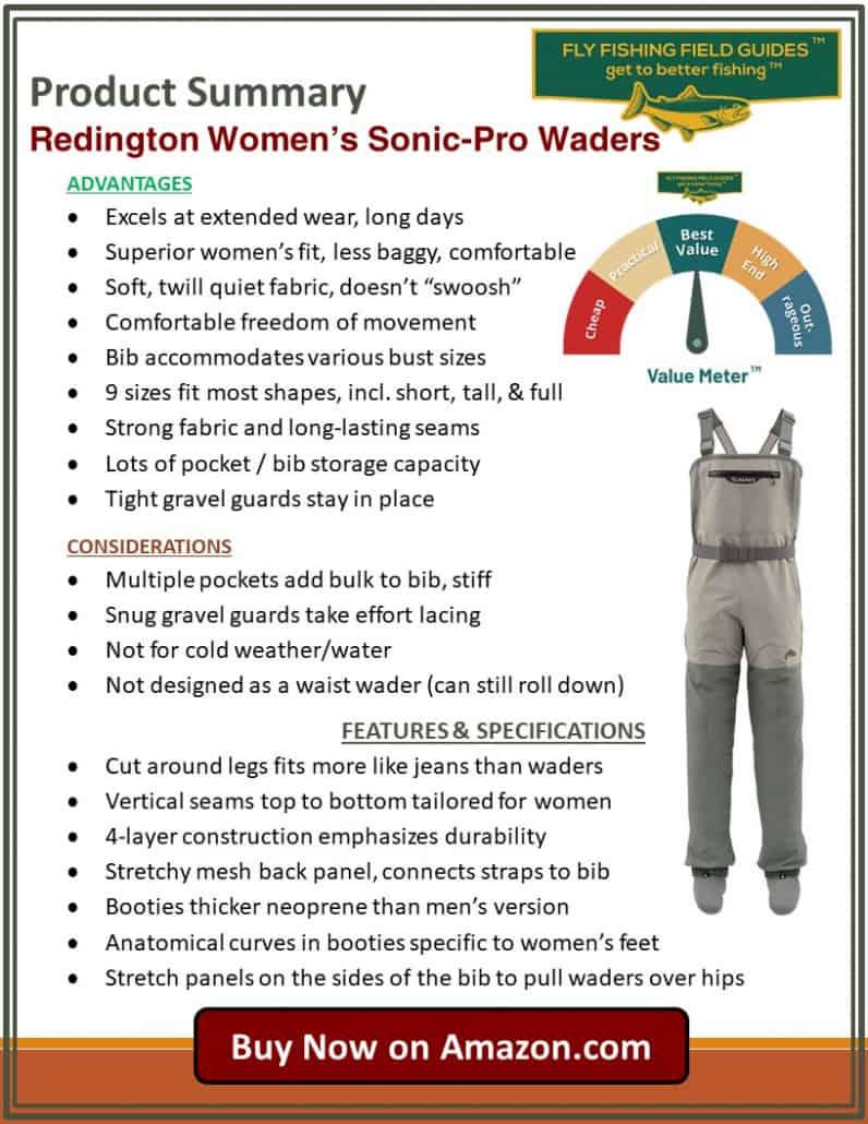 Redington Sonic-Pro