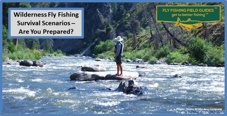 wilderness fly fishing